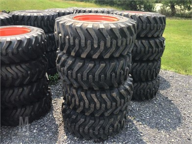 12-16 5 TIRES ON BOBCAT WHEELS Other Auction Results - 5 Listings