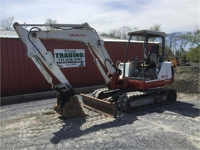 2005 TAKEUCHI TB145 MINI EXCAVATOR Other Auction Results - 1