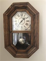 Howard and Miller Wall  clock