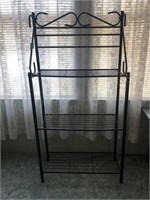 Metal Bakers Rack