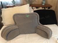 Pillows-Back Rest