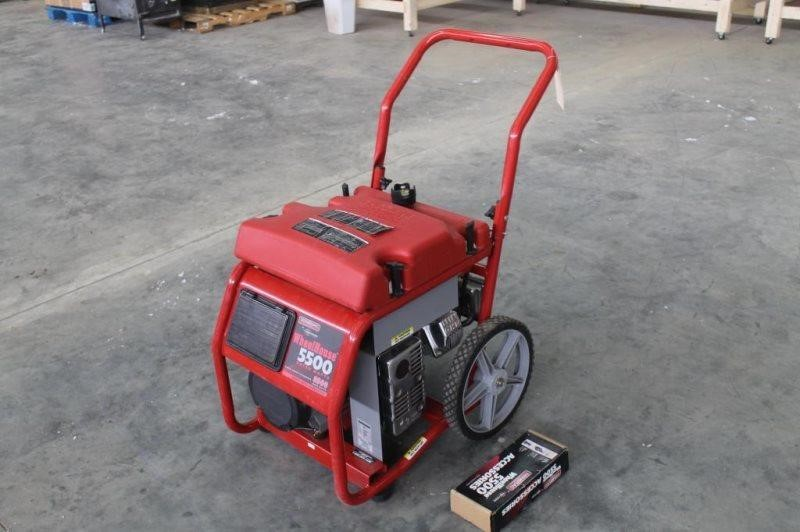 Generac Model 01646 - Anyx