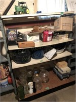 Shelving (Contents Not Included)