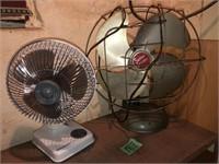 (2) Fans