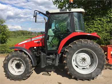 Used MASSEY-FERGUSON 40 HP To 99 HP Tractors for sale in