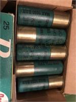 (14) Misc. Boxes Remington 2 3/4 Loads