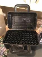 Ear Protectors, Case Gard 100 Shot Gun Ammo Box