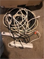 Extension Cords, Copper Wire, Etc.