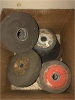 Grinding Wheels, Circular Saw Blades, Etc.