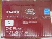 Sony DVD player - unused