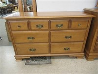 "Old Country Furniture maple dresser - 50""x31"""