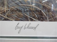 Autumn Splendor Framed Print By George