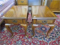 "Pennsylvania House 3Pc occasional table set. 45"""