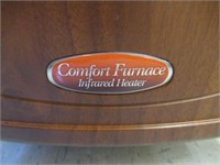 Comfort Furnace Infrared Heater - with remote -