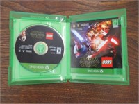 XBox One Star Wars Lego game - working