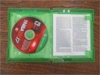 XBox One NBA 2K17 game - working