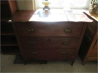 """Early chest of drawers -37""""W 33""""T"""