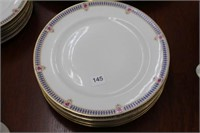 8 Place Setting of Limoges dishes  71Pcs total