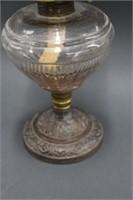 """Oil lamp - 17.5"""""""