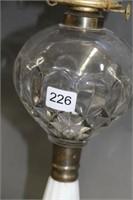 """Oil lamp - 18.5"""""""