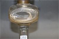 """Oil lamp - 17"""""""