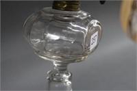 """Oil lamp - 15"""""""