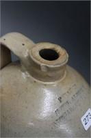 P. Maheu crockery jug