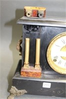 "Sessions pillar clock - 15"""