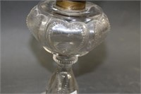 """Heart oil lamp - 18"""""""
