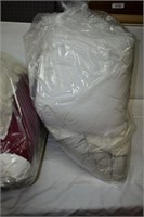 Group of Pillows & Linens