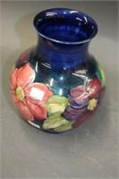 "Moorcroft vase - 9.5"""