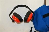 Box of Respirator and Hearing Protectors