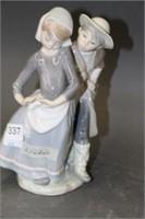 """Lladro figurine - 9"""""""