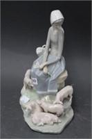 """Lladro figurine - 11"""""""