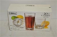 Libbey 20pc. Glass Set