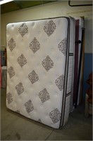 Sterns and Foster Queen Mattress and Box Spring,
