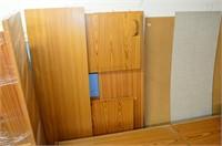 Large Wall Unit - needs assenbly