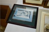Grp, of Framed Prints
