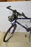 """Tunari Asama Mountain Bike, 26"""" tires"""