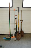 Grp, of Shovels and Brooms