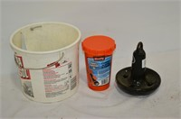 Boat Safety Kit and Small Anchor