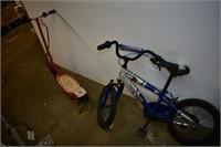 Kids Bike & Scooter (Untested)