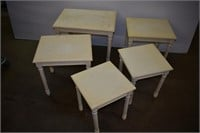 (5) Nesting Tables