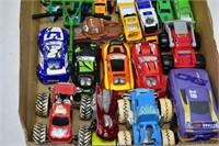 Tray of Cars
