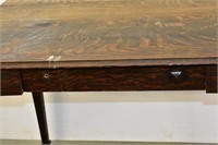 Vintage Hall Table (Imperfect)