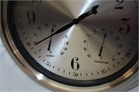 "Infinity Wall Clock Weather 18"" (Working)"