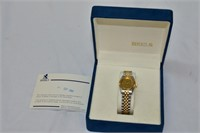 Birks Quartz Wrist Watch in Box (Working)