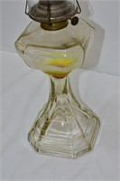 """Antique Oil Lamp 18"""" Tall"""