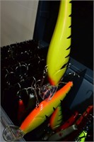 Fishing Lures Tackle Box With Lure Set