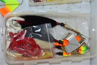 Weighted Fishing Hooks & Lures